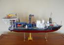 Sakawe Explorer Model Ship