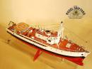 Calypso Model Ship