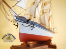 Elissa Model Ship