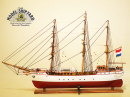 Europa Model Ship