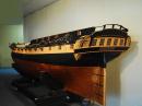 Phoebe Model Ship