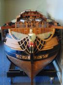 Redoutable Model Ship