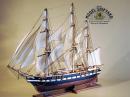 Constellation USS Model Ship