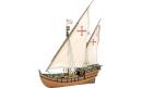 La Nina DIY Model Ship