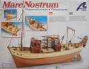Mare Nostrum DIY Model Ship