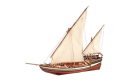 Sultan Arab Dhow DIY Model Ship