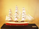 Sail Training Vessel Model Ship