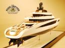 Super Yacht – Boardroom Model Model Ship