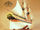 Supply HMS Model Ship