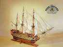 Victory HMS – Old Colours Model Ship