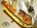 HMS Sirius Model Ship
