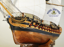 HMS Majestic Model Ship