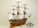 Majestic HMS Model Ship
