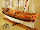 La Belle Model Ship