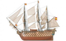 Santa Ana 1784 DIY Model Ship