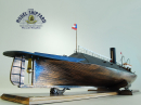 CSS Virginia Model Ship