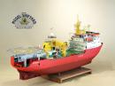 Protector HMS (A173) Model Ship