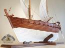 Dhow Tang Ship (Jewel of Muscat) Model Ship