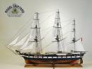 Challenger HMS Model Ship
