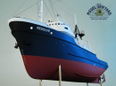 Tasman Zee Tug Model Ship