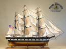 William D Sewall Model Ship