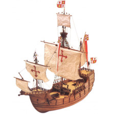 Carabella Santa Maria 1492  DIY Model Ship