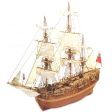HMS Endeavour  DIY Model Ship