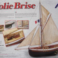 Jolie Brise  DIY Model Ship