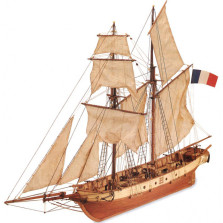 Le Toulonaise  DIY Model Ship