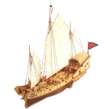 Red Dragon  DIY Model Ship