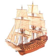 San Juan Nepomuceno  DIY Model Ship