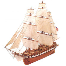 USS Constellation  DIY Model Ship