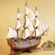 Victory HMS – Wooden Finish
