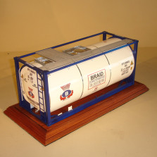 Model of Container