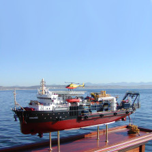 TDFS Diamond Dredger