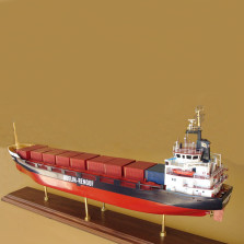 Container Ship Heulin Dispatch