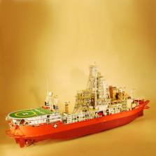 Diamond Dredging Vessel – MV Pacific