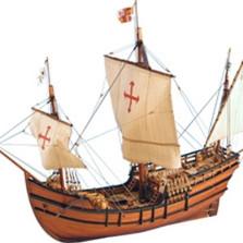 La Pinta  DIY Model Ship