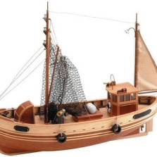 Bremen Krabben Kutter  DIY Model Ship