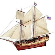 Independence 1775  DIY Model Ship