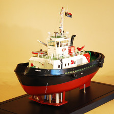 Custom model ship – Voight Tug