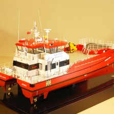 Fast Crew Supply Vessel