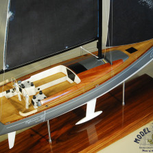 Tofinou 12 Model Ship