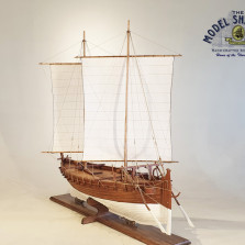 Dhow Tang Ship (Jewel of Muscat)