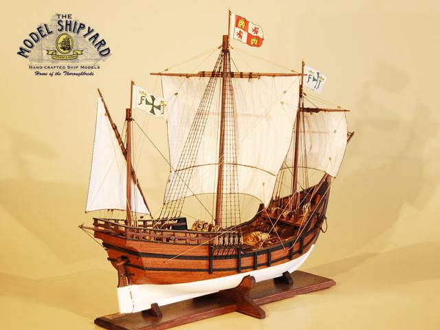 La Pinta Model Ship