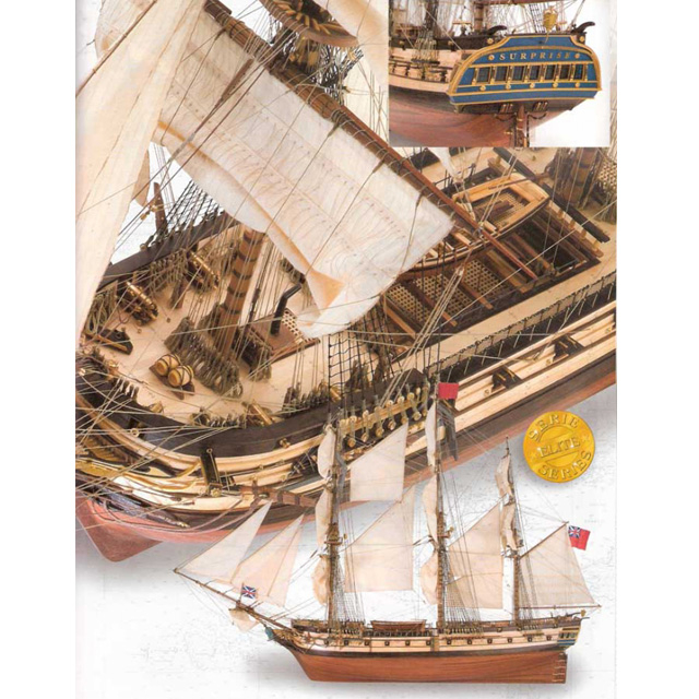 HMS Surprise 1796