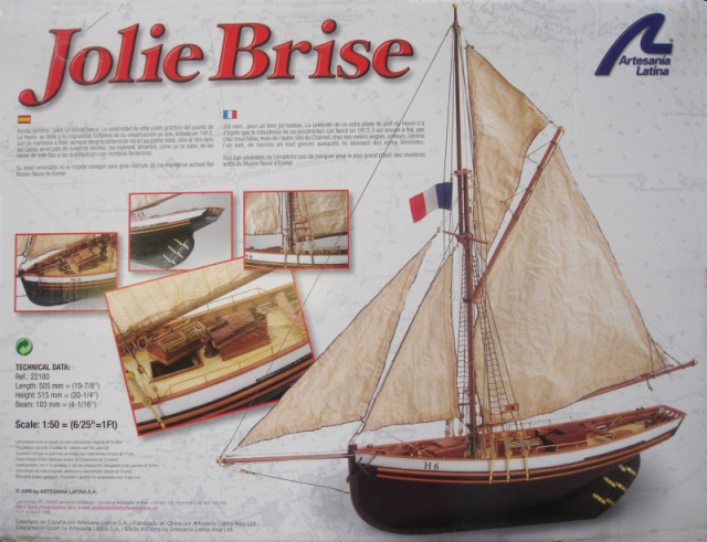 Jolie Brise