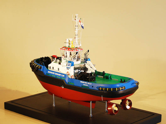 ASD Tug Model Ship