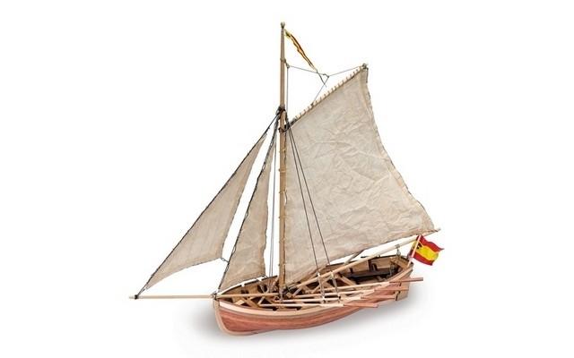 San Juan Nepomuceno Jolly Boat