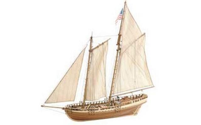 Virginia American Schooner